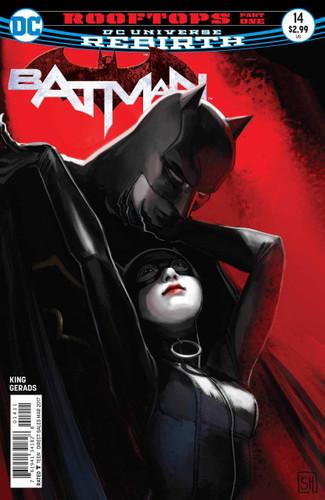 Batman #14 (2016- )(Rebirth)