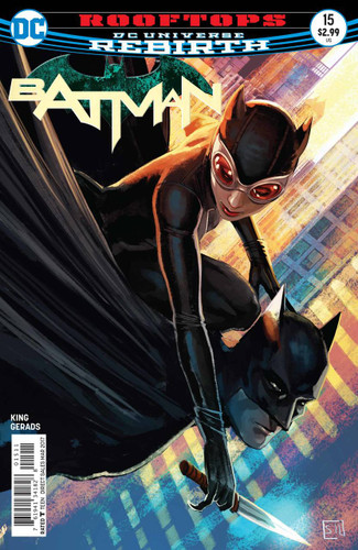 Batman #15 (2016- )(Rebirth)