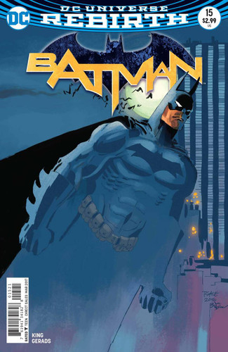 Batman #15 (2016- )(Rebirth) Limited Variant
