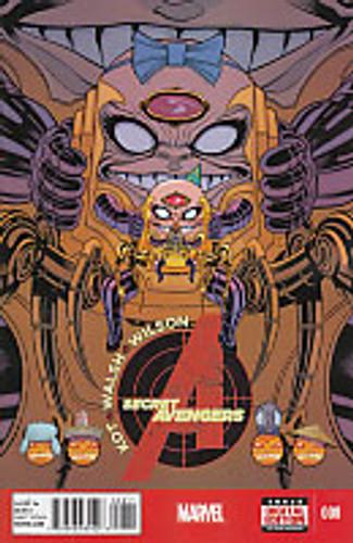 Secret Avengers # 8 (vol 3)