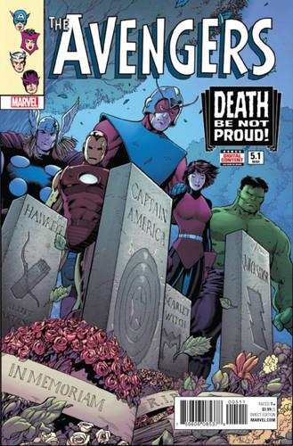 Avengers #5.1 (2016- )