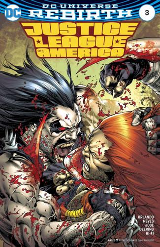 Justice League of America #03 (2017- )(Rebirth)