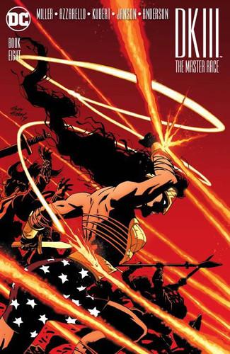 Dark Knight III: The Master Race #08 (of 9) (2016- )