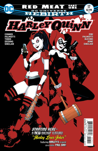 Harley Quinn #17 (2016- )(Rebirth)