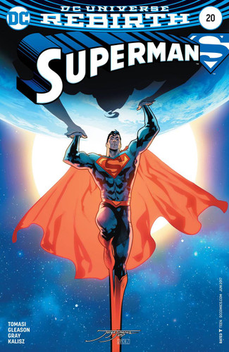 Superman #20 (2016- )(Rebirth) Limited Variant