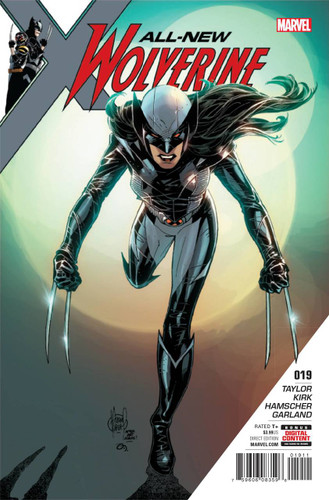 All-New Wolverine #19 (2015- )