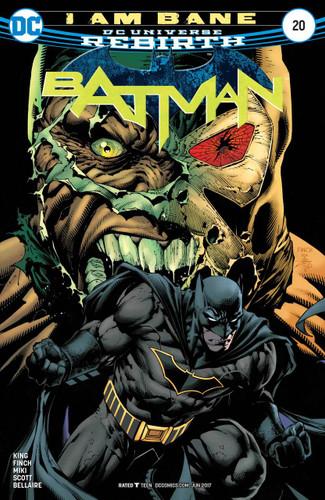 Batman #20 (2016- )(Rebirth)
