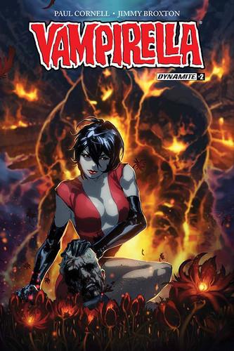 Vampirella #02