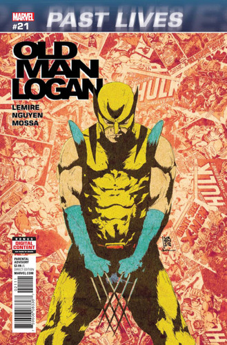 Old Man Logan #21 (2016- )