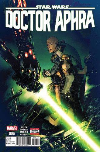 Star Wars: Doctor Aphra #06