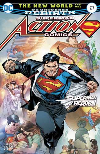 Action Comics #977 (2016- )(Rebirth)