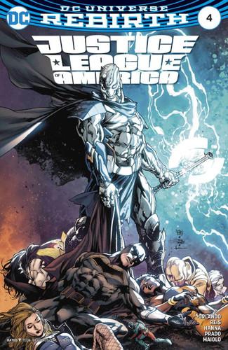 Justice League of America #04 (2017- )(Rebirth)