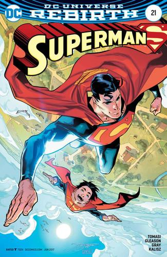 Superman #21 (2016- )(Rebirth) Limited Variant