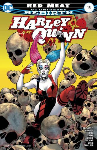 Harley Quinn #18 (2016- )(Rebirth)