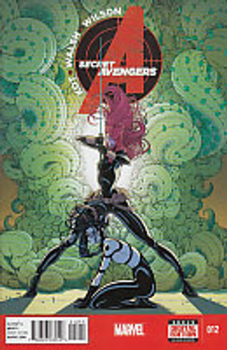 Secret Avengers # 12 (vol 3)