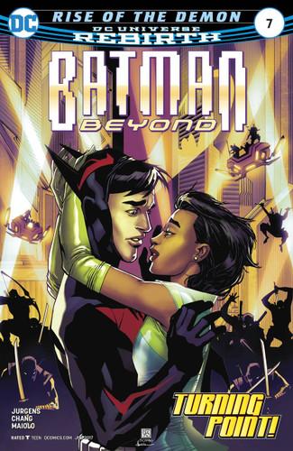 Batman Beyond #07 (2016- )(Rebirth)