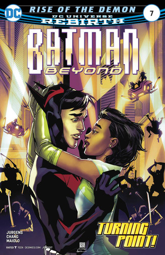 Batman Beyond #07 (2016- )(Rebirth)