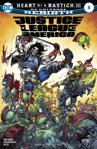 Justice League of America #05 (2017- )(Rebirth)