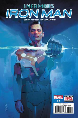 Infamous Iron Man #07 (2016- )