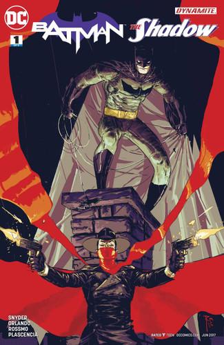 Batman: The Shadow #01 (of 6)