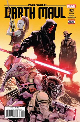 Star Wars: Darth Maul #03