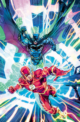 Flash #21 (2016- ) (Rebirth) Limited Variant