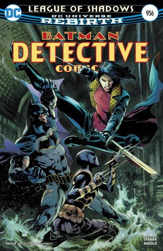 Detective Comics #956 (2016- )(Rebirth)