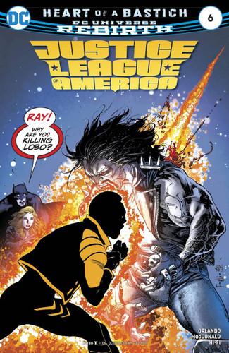Justice League of America #06 (2017- )(Rebirth)