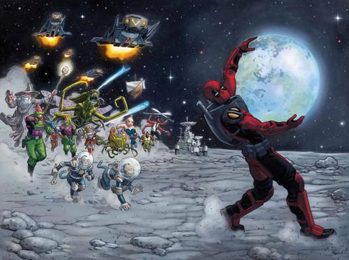 Deadpool #30