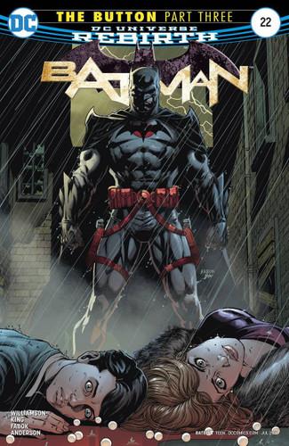 Batman #22 (2016- )(Rebirth)