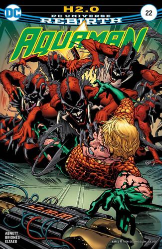 Aquaman #22 (2016- )(Rebirth)