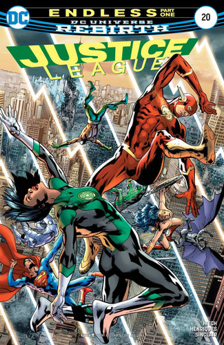 Justice League #20 (2016- )(Rebirth)