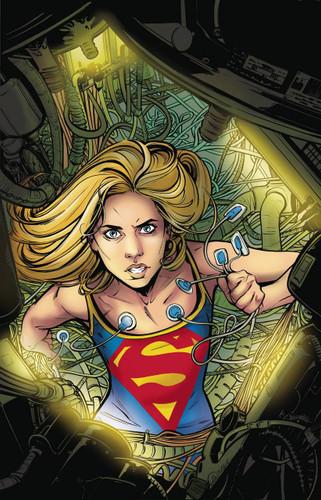 Supergirl: Being Super #03