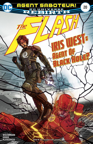 Flash #20 (2016- )(Rebirth)