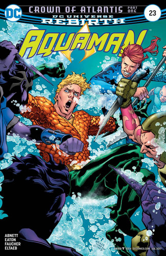 Aquaman #23 (2016- )(Rebirth)