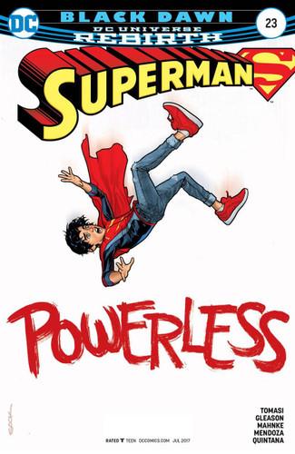 Superman #23 (2016- )(Rebirth)