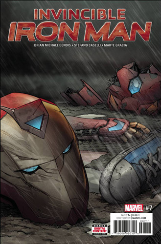 Invincible Iron Man #07 (2016- )