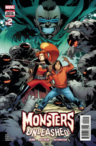 Monsters Unleashed #02 (2017- )