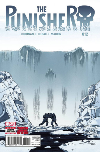Punisher #12 (2016- )