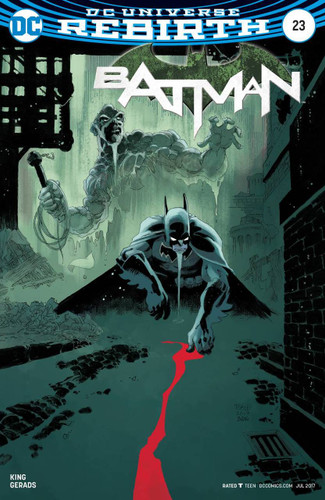 Batman #23 (2016- )(Rebirth) Limited Variant