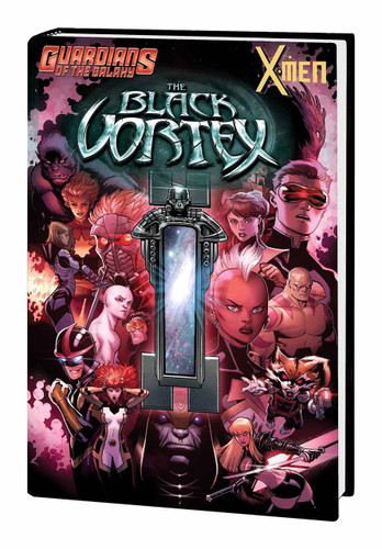 Guardians of the Galaxy & X-Men: The Black Vortex HC