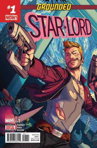 GotG: Star-Lord #01 (2017- )