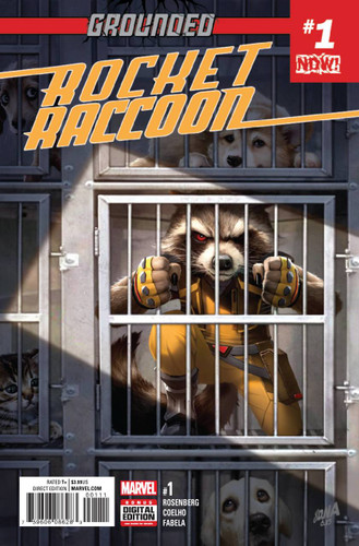 GotG: Rocket Raccoon #01 (2017- )