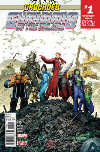 Guardians of the Galaxy #15 (2016 - )