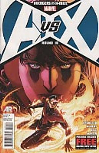 Avengers Vs X-Men # 10a (of 12)