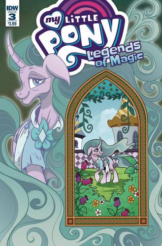 My Little Pony: Legends of Magic #03