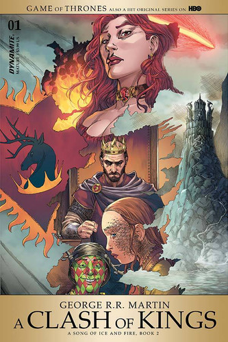 Game of Thrones: A Clash of Kings #01