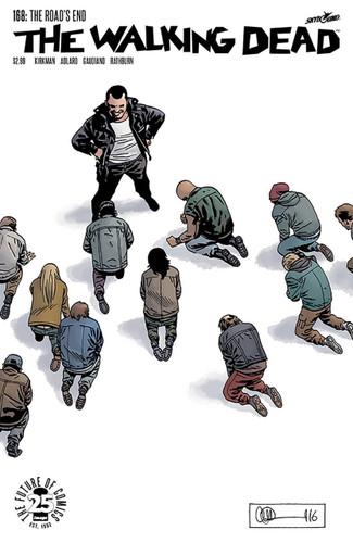 Walking Dead #168
