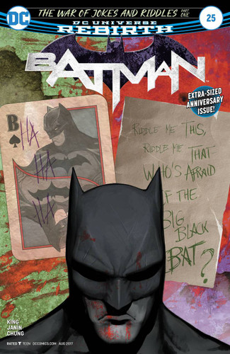 Batman #25 (2016- )(Rebirth)