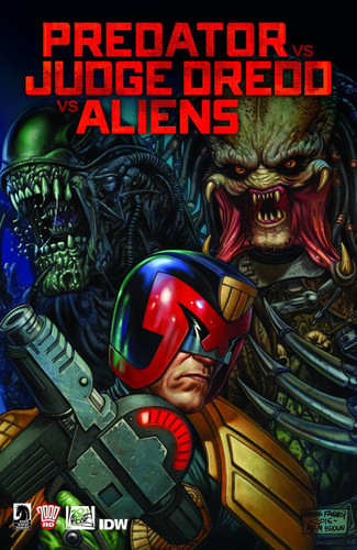 Predator Vs Judge Dredd Vs Aliens #04